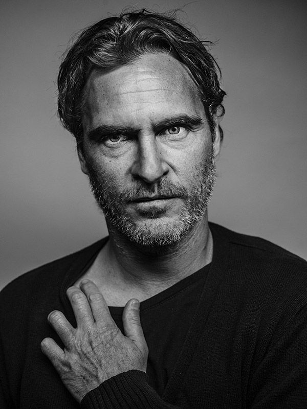 Joaquin Phoenix (1974) - American actor, music video director, producer, musician, and social activist. Photo © Stephan Vanfleteren for Le Monde, Cannes 2017