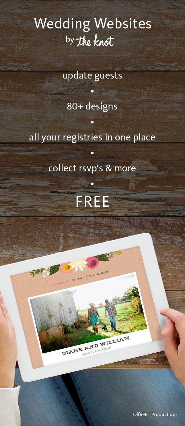 27 best Wedding Websites images – Best Free Wedding Planning Sites