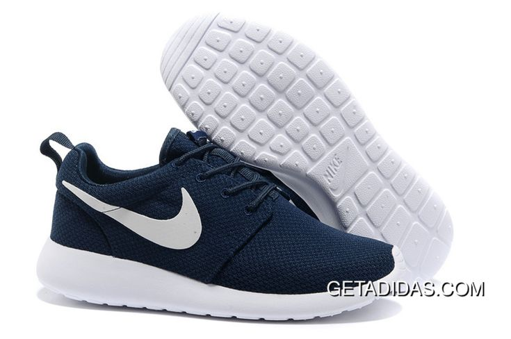 https://www.getadidas.com/nike-roshe-run-navy-blue-white-topdeals.html NIKE ROSHE RUN NAVY BLUE WHITE TOPDEALS Only $78.71 , Free Shipping!
