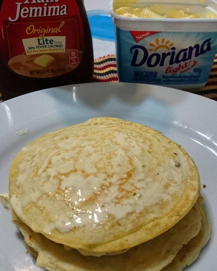 Myprotein pancakes... Panqueca de proteina whey de baunilha.. Aprovado!! #jejumintermitente #intermittentfasting #iifym #ifitfitsyourmacros #dieta #foco #emagrecer #fitness #myprotein #flexibledieting by jayooey