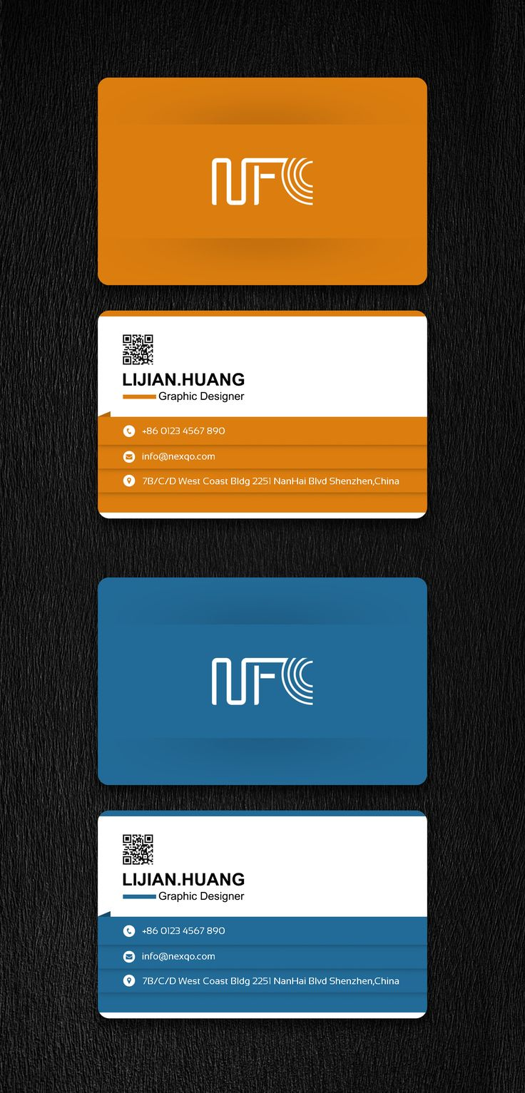 9 best nfc business card design images on pinterest business card business card design business cards lipsense business cards visit cards carte de visite name cards colourmoves