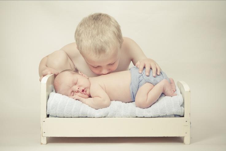 Nyfødt, søsken