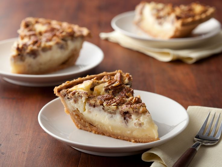 Mystery Pecan Pie recipe from Paula Deen via Food Network