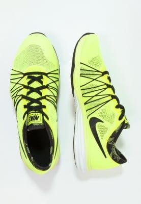 Diese Trainingsschuhe überzeugen mit Coolness und Funktionalität. Nike Performance DUAL FUSION TR HIT - Trainings- / Fitnessschuh - volt/black/white für 74,95 € (03.10.16) versandkostenfrei bei Zalando bestellen.