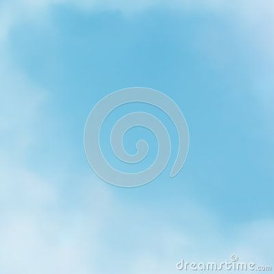 Texture of beautiful blue sky with clouds