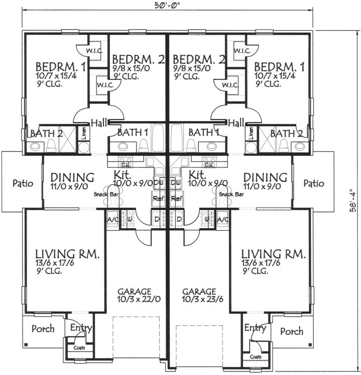 17 Best Images About Duplex On Pinterest Traditional