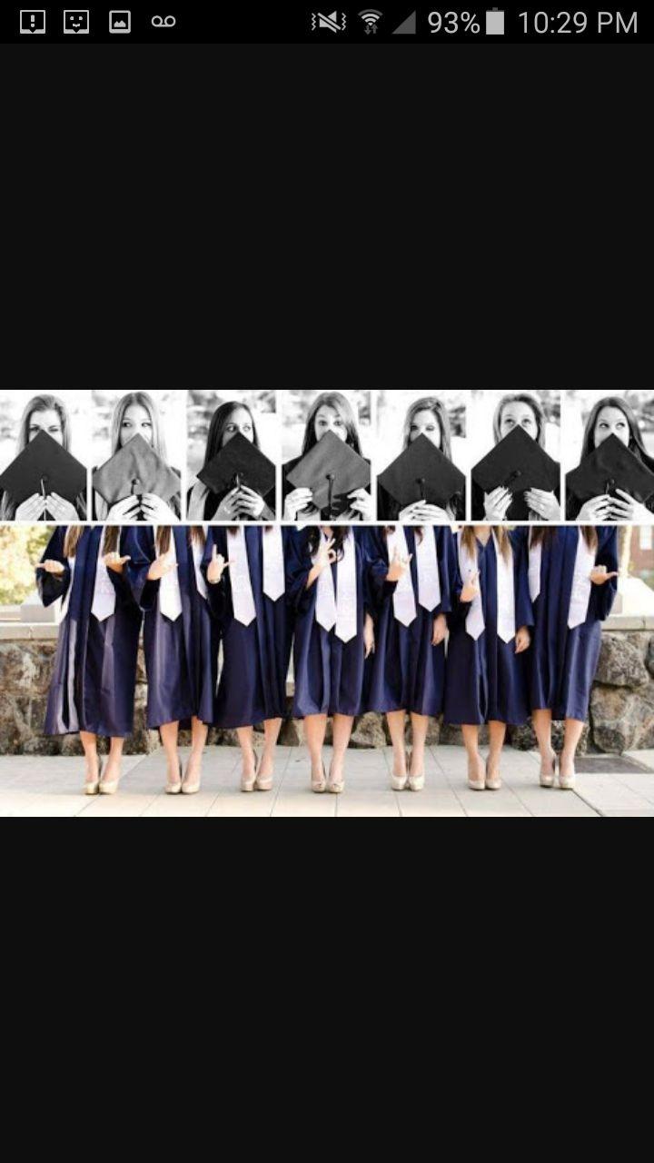 poses para  fotos de graduación - originales