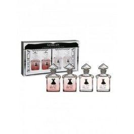 Guerlain La Petite Robe Noir Miniaturen Set 2 x 5ml edt + 2 x 5ml edp - Guerlain parfum Dames - ParfumCenter.nl