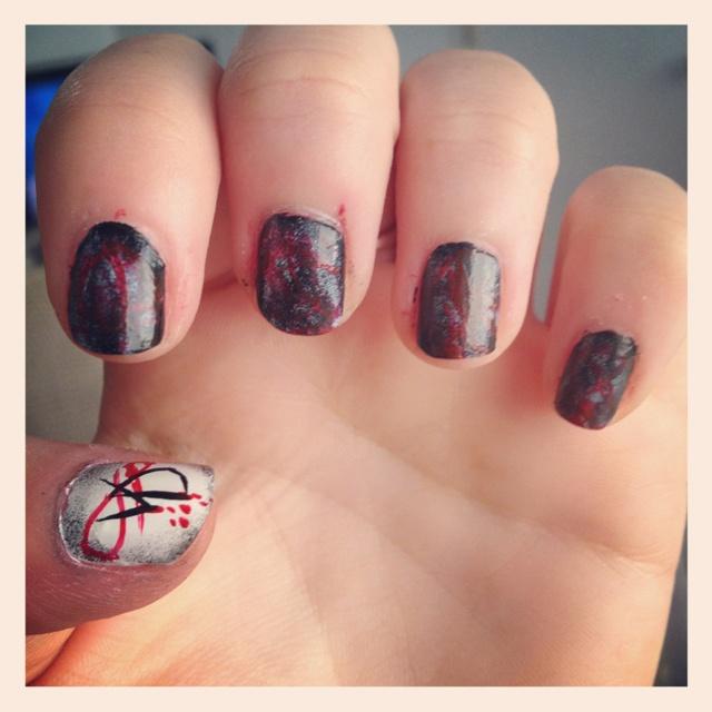 71 best Nails\rings images on Pinterest | Enamels, Make up and The ...