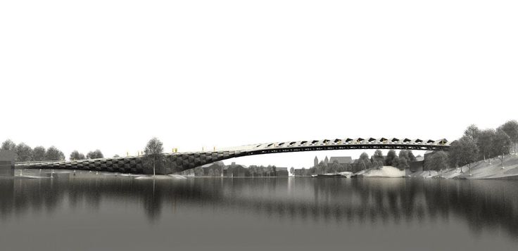 AA School of Architecture Projects Review 2012 - Emergent Technologies and Design - Bridge +
