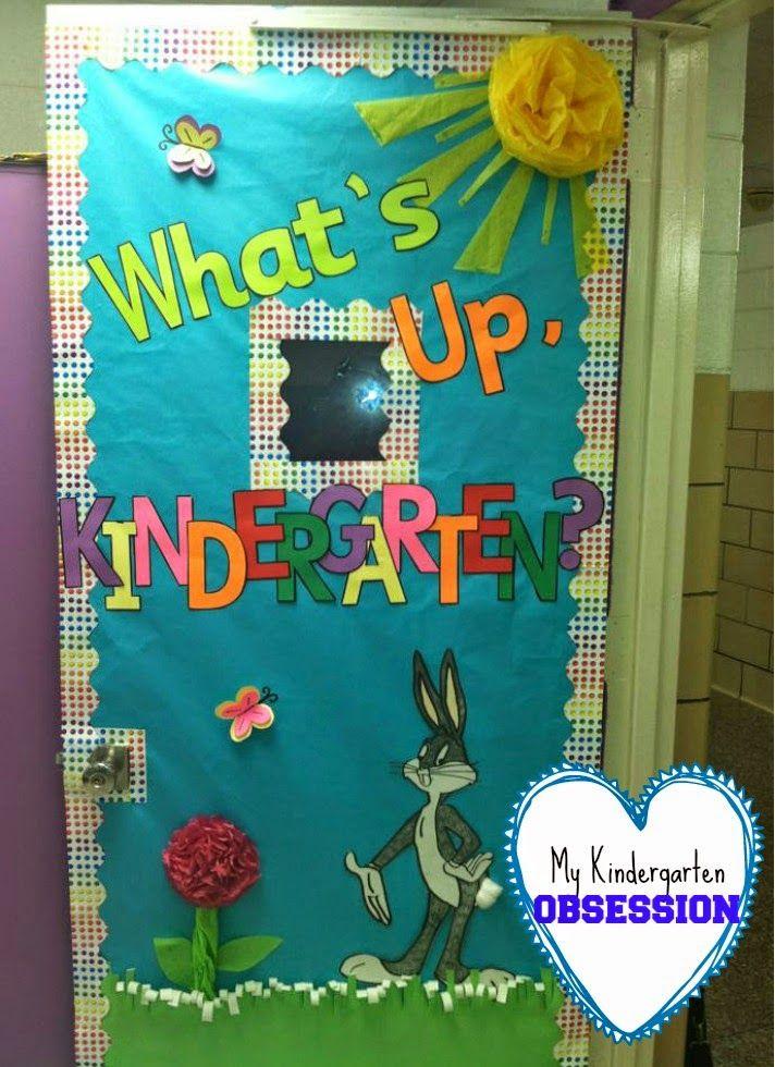 Obsessed with Kindergarten Door Decorations
