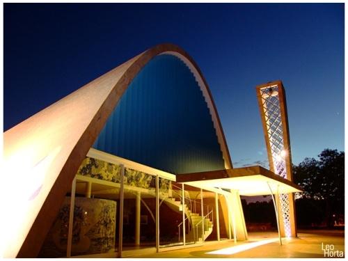 Igreja da Pampulha (Belo Horizonte)-Minas Gerais-Brasil...