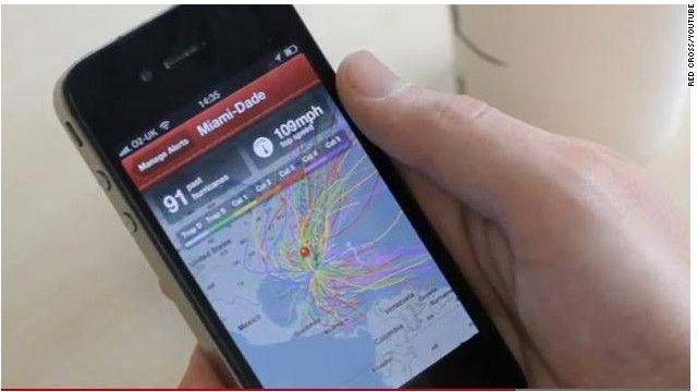 Make sure to check out these mobile apps for tracking Hurricane Isaac.