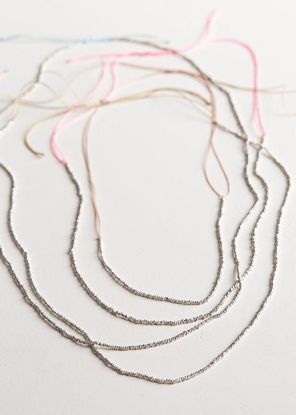 Adjustable Sterling Silver Necklaces