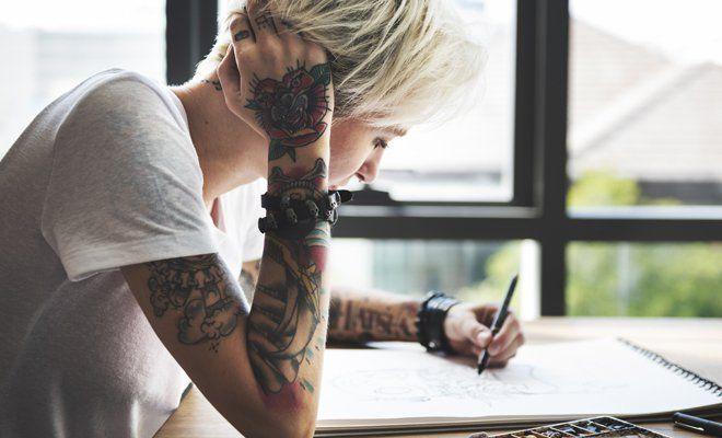 10 razones por las que el invierno es la mejor época par hacerse un tatuaje #tattoo #tatuajes