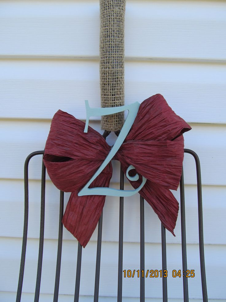 my own design pitch fork reuse - just dabbling around , I was going to use pine cones but used the initial instead