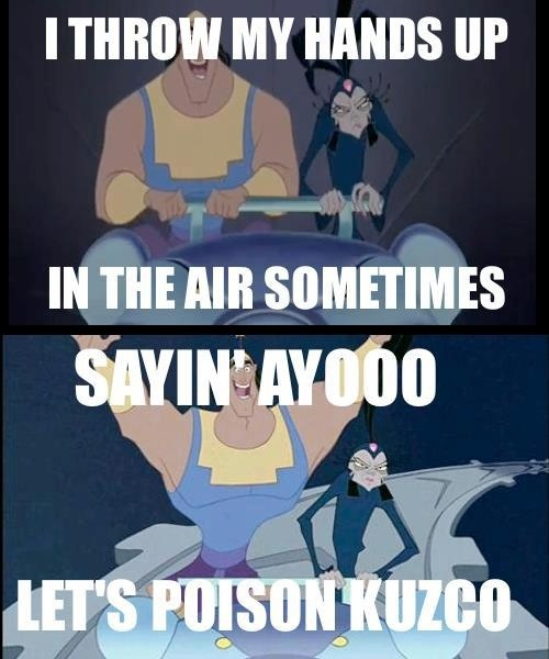 Pretty sure that this is hilarious!Remember This, Emperor New Groove,  Dust Jackets, Kids Movie,  Dust Covers, Book Jackets, Disney Character,  Dust Wrappers, Disney Movie