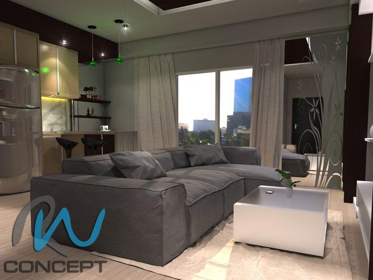 Best Show Unit Apartemen West Vista Jakarta Images On Pinterest