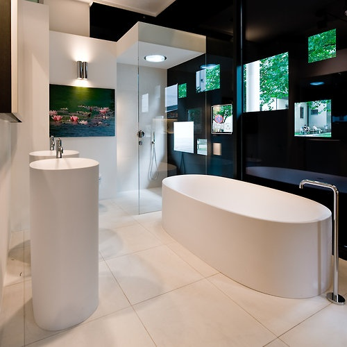 moderne luxus b der bathroom inspiration pinterest modernen luxus b der und luxus. Black Bedroom Furniture Sets. Home Design Ideas