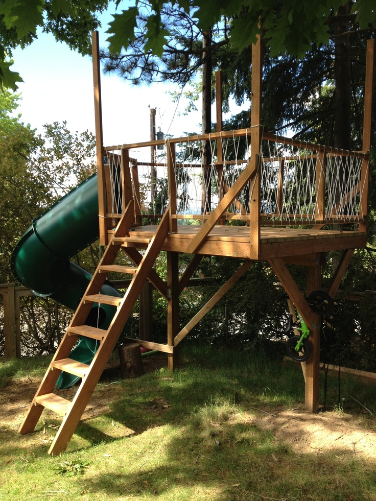Play Structure. Kids Outdoor ...