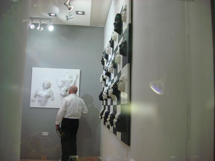 """Exhibition """"Critical forms"""" in DNA Gallery / 2015"""