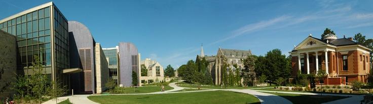St. Olaf campus.