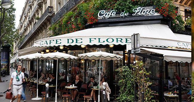 8 Instagram-vänliga restauranger och fik i Paris
