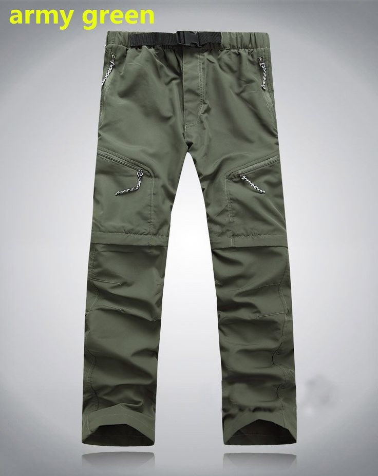 Men Outdoor Quick Dry Pants UV Protection Breathable Fishing&Hunting-Loluxe