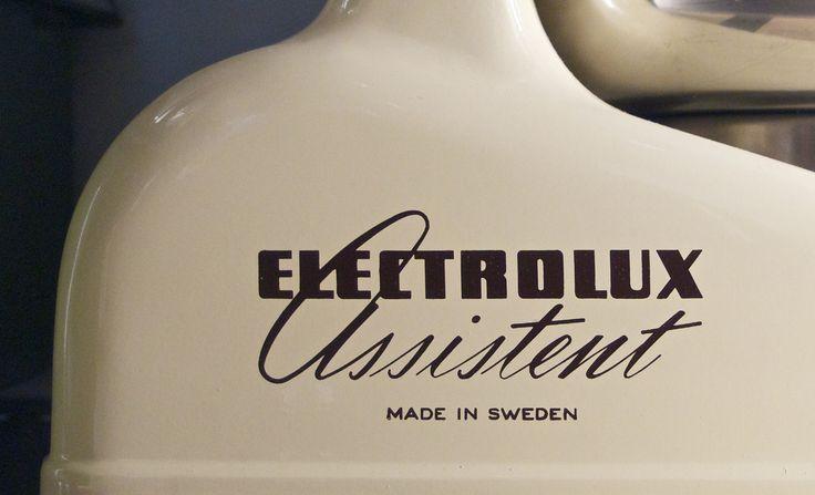 Electrolux Assistent —Stephen Coles