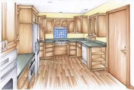 Image result for pictures rendering a kitchen