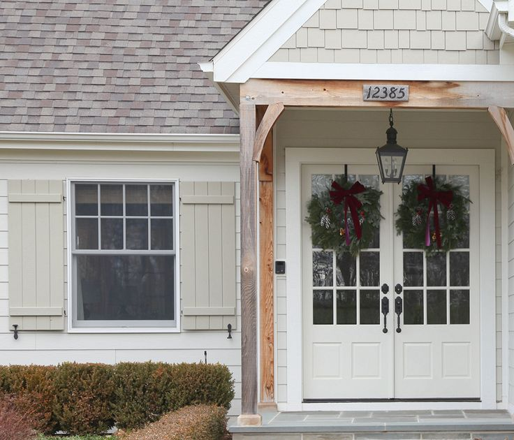 1000 Images About Front Door Shutter Colors On: 1000+ Images About House Exteriors On Pinterest