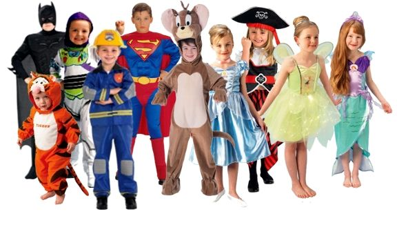 It will most definately be a dress-up party...