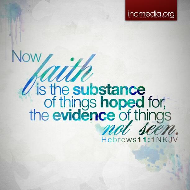 INC Media News on | Hebrews 11, Bible and Christianity