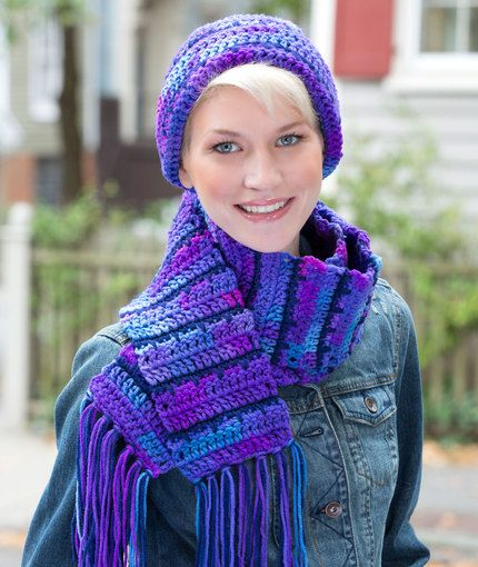 The 17 Best Images About Crochet Scarves On Pinterest