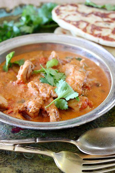 Chicken Tikka Masala curry