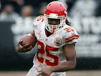 Chiefs RB Jamaal Charles (knee) done for the year - NFL.com