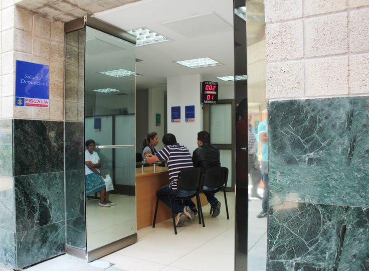 CAPI Centro de Atención Penal Integral de Itagüí, donde la justicia está mas cerca de la comunidad.