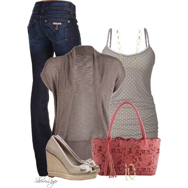 """Untitled #665"" by sherri-leger on Polyvore"
