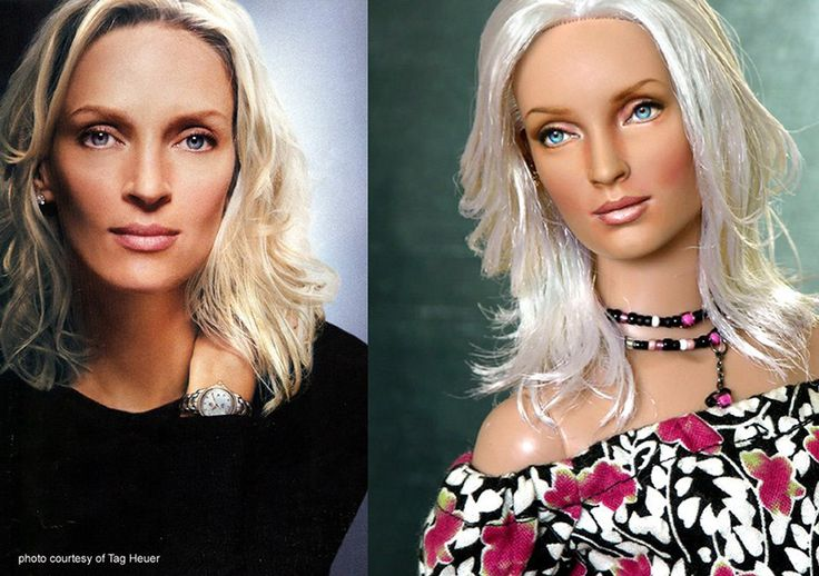 Noel+Cruz+Before+and+After   Noel Cruz: Improving Dolls. One Face At A Time.