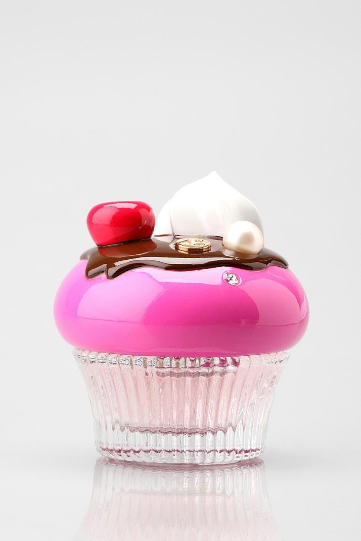 Alice cupcake pink perfume aromatherapy thanks xo love @catarinaregina