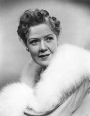 """Spring Byington. Appeared in many movies, here are some of them, """"Jezebel"""" with Bette Davis, 1938 """"The Enchanted Cottage"""" with Dorothy McGuire & Robert Young, 1945 and Please Don't Eat the Daisies"""", 1960"""