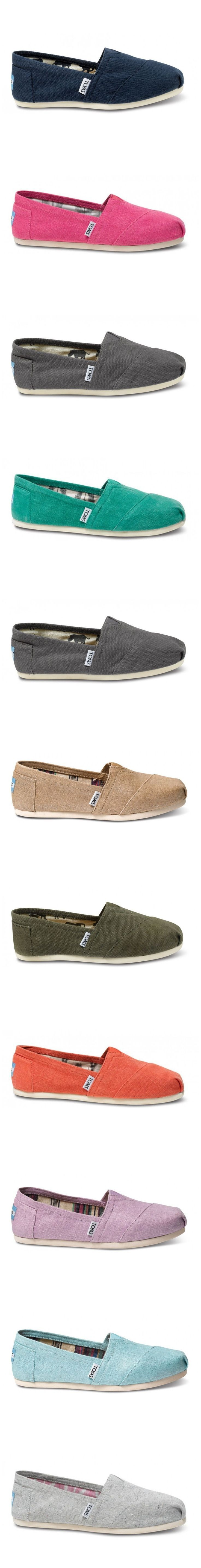 Toms shoes I liked them, I would definitely wear them to work or shopping!!
