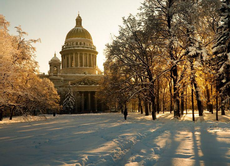 Saint Petersburg by A. Alexeev