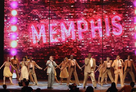 Memphis at the 2011 Tony Awards: Photos Galleries, Theatre Geek, Theatre Kansas, Music Theatre, Starlight Theatre