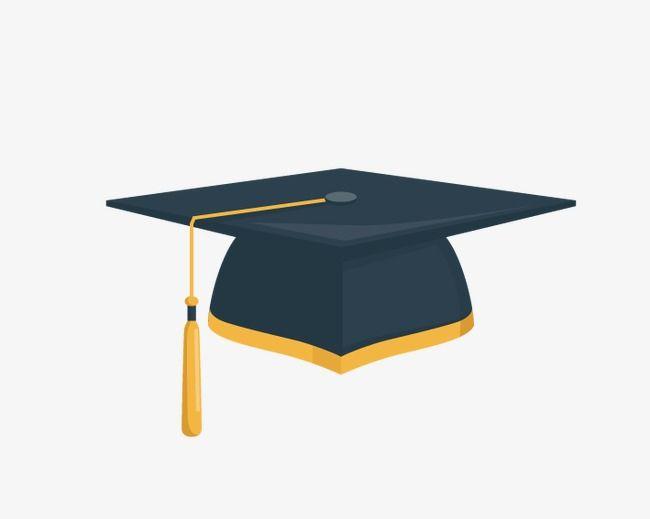 Bachelor Cap Graduation Hat Clipart Hat Black Hat Png Transparent Clipart Image And Psd File For Free Download Graduation Cap Clipart Graduation Hat Graduation Art