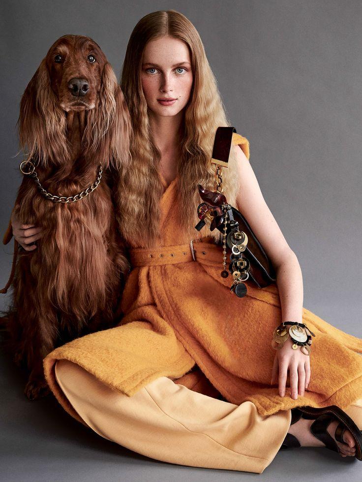 Vogue US September 2016 - Patrick Demarchelier …
