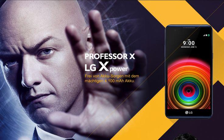 Ausprobiert: Wie lange hält der Akku vom LG X power?