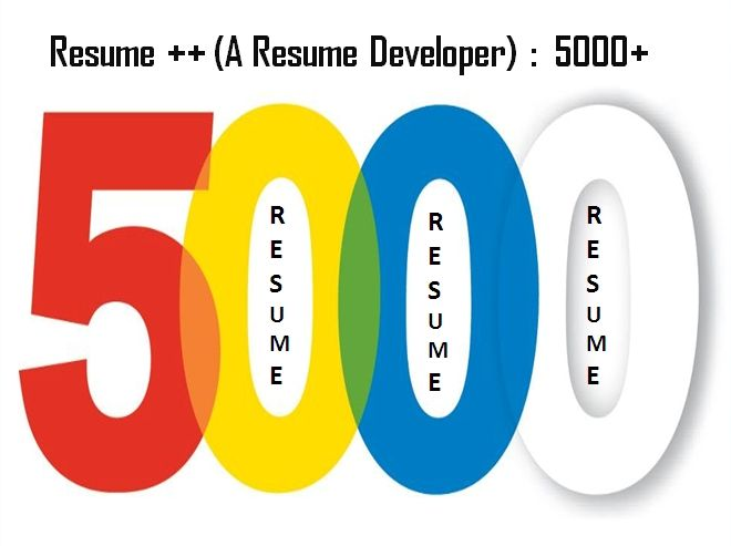 let your resume do the talking get the resume app downloaded by 5000