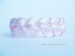 Braided Bracelet - Bratari impletite