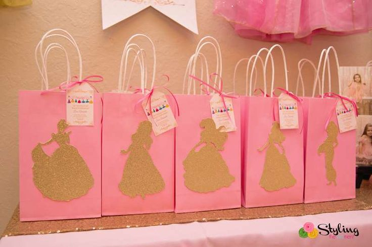 Disney Princess Birthday Party Ideas | Photo 1 of 51 | Catch My Party